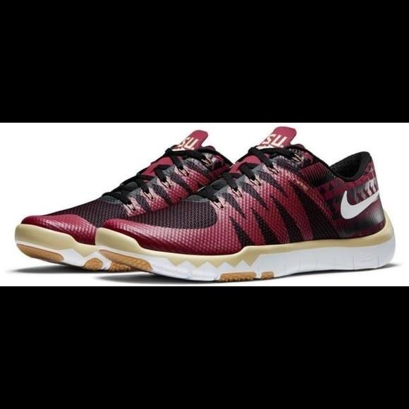 low priced 05c6e 7c875 Florida State Nike Free TR 5.0 V6